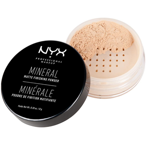 NYX Mineral Matte Finishing Powder