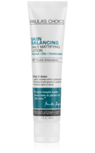 Paula's Choice Skin Balancing Daily Mattifying Lotion with SPF 15 and Antioxidants