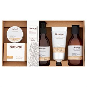 Ryis Natural Formula Vanilla & Lilac Bath Fizzer