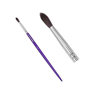 Cozzette S185 Cylinder Eye Contour Brush [Mini] - Hosszúkás, Mini Szemkontúrecset