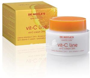 De Noyle's Vit-C Line 24 H Arckrém
