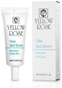 Yellow Rose Helyspecifikus Anti-Acne Szérum