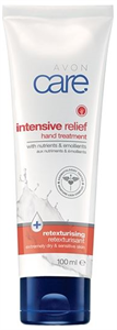 Avon Care Intensive Relief Intenzív Bőrnyugtató Kézkrém Nagyon Száraz és Érzékeny Bőrre