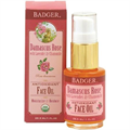 Badger Balm Antioxidant Face Oil, Damascus Rose with Lavender & Chamomile