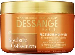 Dessange Haarpflege Kostbare Öl-Essenzen Maske