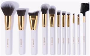 Docolor Basic Brush Set White Ecsetkészlet