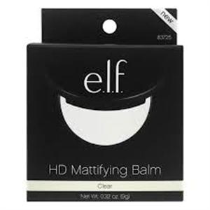 E.L.F. Hd Mattifying Balm Clear