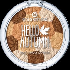 Essence Hello Autumn Multi Colour Powder