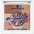 Essence Hip Girls Wear Blue Jeans Bronzing Brick Powder