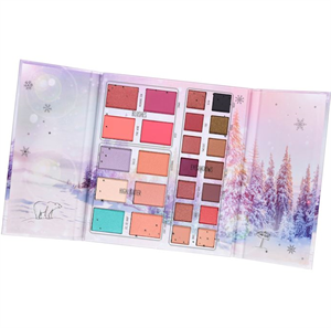 Essence Into The Snow Glow Face & Eye Palette