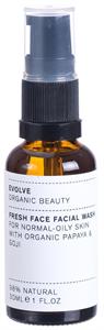 Evolve Organic Beauty Selymes Csillogás –Organikus Száraz Olaj