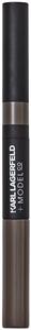 Karl Lagerfeld + Modelco More Brows Fibre Brow Gel & Crayon Duo