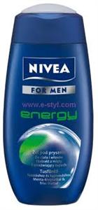 Nivea For Men Energy Tusfürdő