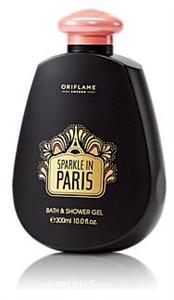 Oriflame Sparkle In Paris Hab- és Tusfürdő