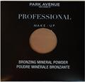 Park Avenue Professional Minerális Bronzosító Púder