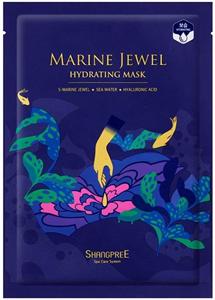 Shangpree Marine Jewel Hidratáló Fátyolmaszk