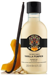 The Body Shop Vanilla Pumpkin Tusfürdő