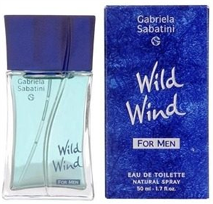 Gabriela Sabatini Wild Wind for Men