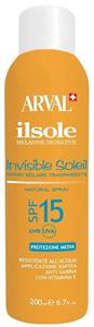 Arval Swiss Soleil Napvédő Spray SPF15