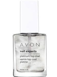 Avon Nail Experts Platinum Top Coat