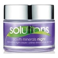Avon Solutions Youth Minerals Night Revitalizáló Éjszakai Krém