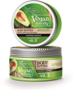 Bielenda Vegan Friendly - Avokádó Tápláló Hatású Testápoló Vaj