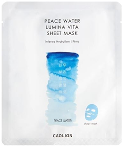 Caolion Peace Water Lumina Vita Hidrogél Maszk