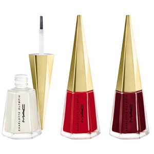 MAC Charlotte Olympia Collection Studio Nail Lacquer