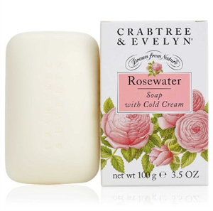 Crabtree&Evelyn Rosewater Szappan
