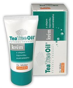 Dr. Müller Pharma Teafaolajos Arckrém
