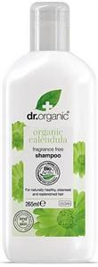 dr. Organic Illatmentes Sampon Bio Körömvirággal