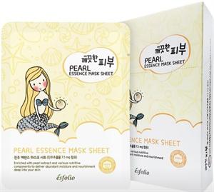 Esfolio Pearl Essence Mask Sheet