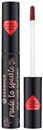 Essence Made To Sparkle Velvet Metallic Liquid Lipstick