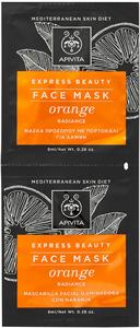 Apivita Express Beauty Face Mask Orange