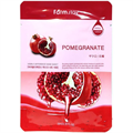 Farm Stay Visible Difference Mask Sheet - Pomegranate