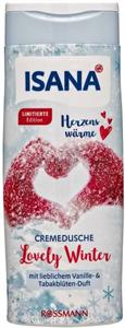 Isana Herzenswärme Lovely Winter Krémtusfürdő