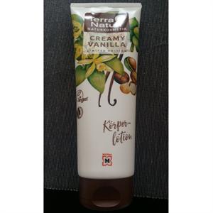Terra Naturi Körperlotion - Creamy Vanilla
