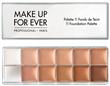 Make Up For Ever 11 Foundation Palette