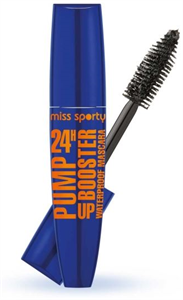 Miss Sporty 24H Pump Up Booster Waterproof Mascara