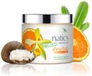 Natics Organikus Shea-Hab Narancs-Vanília