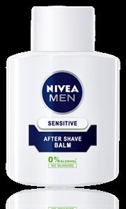 Nivea Men After Shave Balzsam Érzékeny Bőrre