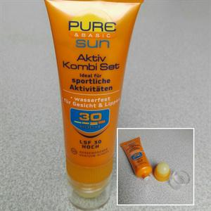 Pure & Basic Sun Aktiv Kombi Set