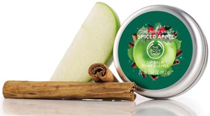 The Body Shop Spiced Apple Ajakbalzsam