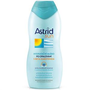 Astrid Sun Napozás Utáni Hidratáló Testápoló Tej Béta-Karotinnal