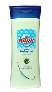 Baba Natura Testápoló Aloe Vera