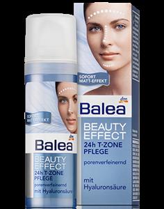 Beauty Effect 24 Órás T-Vonal Pórusfinomító Arckrém