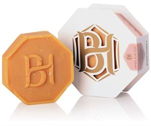 Body Honey Natural Cosmetics Himalájai Sós Mézes-Kecsketejes Szappan