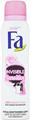 Fa Invisible Sensitive Rose & Hawthorne Scent Izzadásgátló Deo Spray