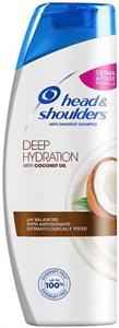 Head & Shoulders Deep Hydration Korpásodás Elleni Sampon Kókuszolajjal