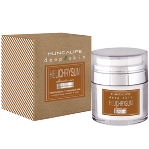 HuncaLife Deep Skin Helichrysum Éjszakai Krém